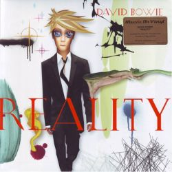 BOWIE, DAVID - REALITY (1LP) - MOV EDITION - 180 GRAM PRESSING