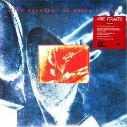 DIRE STRAITS - ON EVERY STREET (2 LP) - 180 GRAM PRESSING