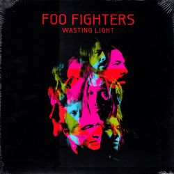 FOO FIGHTERS - WASTING LIGHT (2 LP) - 45 RPM EDITION