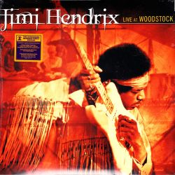 HENDRIX, JIMI - LIVE AT WOODSTOCK (3 LP)