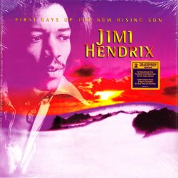 HENDRIX, JIMI - FIRST RAYS OF THE NEW RISING SUN (2 LP)