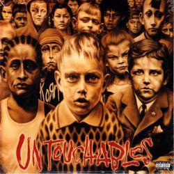 KORN - UNTOUCHABLES (2 LP)