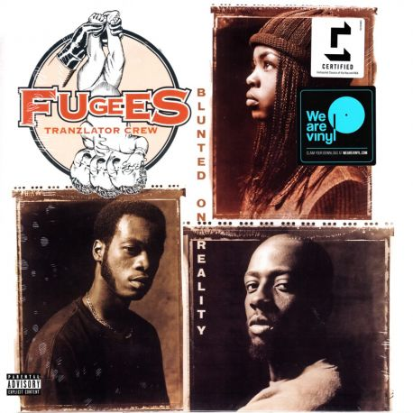 FUGEES - BLUNTED ON REALITY (1 LP)