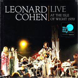 COHEN, LEONARD - LIVE AT THE ISLE OF WIGHT 1970 (2 LP) - 180 GRAM PRESSING