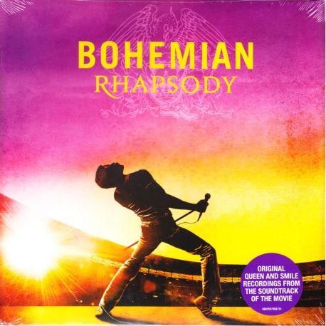 BOHEMIAN RHAPSODY [OST] - QUEEN (2 LP)