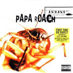 PAPA ROACH - INFEST (1 LP) - WYDANIE AMERYKAŃSKIE