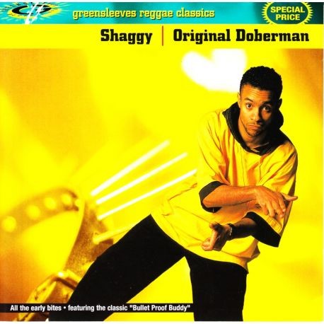 SHAGGY - ORIGINAL DOBERMAN(1 CD)