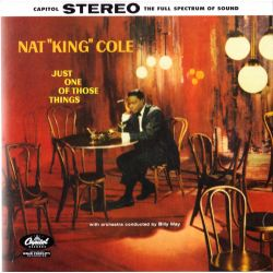 "COLE, NAT ""KING"" - JUST ONE OF THOSE THINGS (1 SACD) - ANALOGUE PRODUCTIONS - WYDANIE AMERYKAŃSKIE"