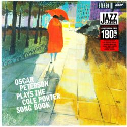 PETERSON, OSCAR - PLAYS THE COLE PORTER SONGBOOK (1 LP) - JAZZ WAX EDITION - 180 GRAM PRESSING