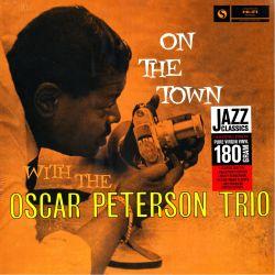 PETERSON, OSCAR TRIO - ON THE TOWN (1 LP) - 180 GRAM PRESSING