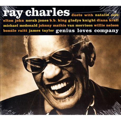 HARLES, RAY - GENIUS LOVES COMPANY (1 CD) - WYDANIE AMERYKAŃSKIE