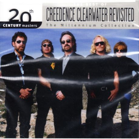 CREEDENCE CLEARWATER REVISITED - THE BEST OF - THE MILLENNIUM COLLECTION (1 CD) - WYDANIE AMERYKAŃSKIE