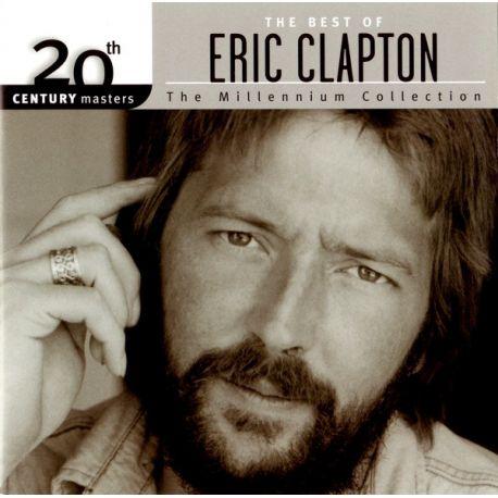 CLAPTON, ERIC - THE BEST OF - THE MILLENNIUM COLLECTION (1 CD) - WYDANIE AMERYKAŃSKIE