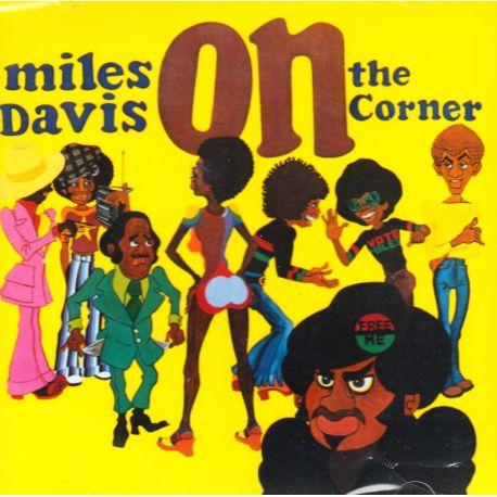 DAVIS, MILES - ON THE CORNER (1 CD) - WYDANIE AMERYKAŃSKIE