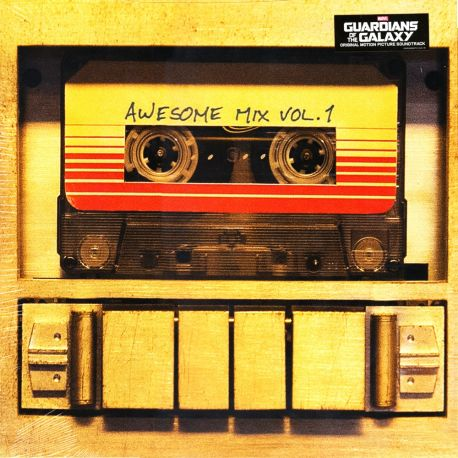 GUARDIANS OF THE GALAXY [STRAŻNICY GALAKTYKI] - AWESOME MIX VOL. 1 (1 LP)