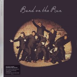 McCARTNEY, PAUL & WINGS - BAND ON THE RUN (2 LP) - 180 GRAM PRESSING