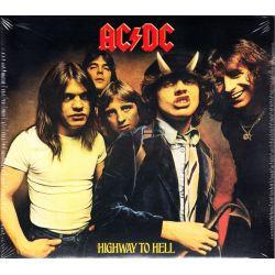 AC/DC - HIGHWAY TO HELL (1 CD) - WYDANIE AMERYKAŃSKIE