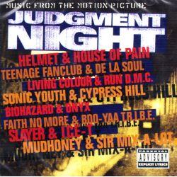 JUDGMENT NIGHT [SĄDNA NOC] (1 CD) - WYDANIE AMERYKAŃSKIE