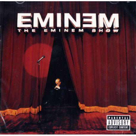 EMINEM - THE EMINEM SHOW (1 CD) - WYDANIE AMERYKAŃSKIE