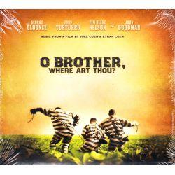 O BROTHER, WHERE ART THOU? [BRACIE GDZIE JESTEŚ] (1 CD) - WYDANIE AMERYKAŃSKIE