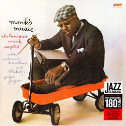 MONK, THELONIOUS - MONK\'S MUSIC (1LP) - 180 GRAM PRESSING