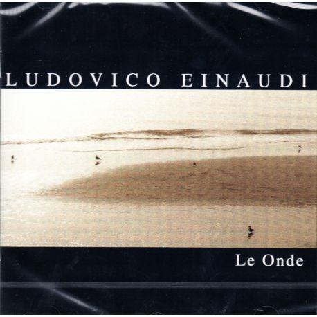 EINAUDI, LUDOVICO - LE ONDE (1 CD)