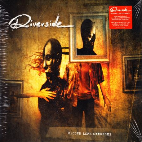 RIVERSIDE - SECOND LIFE SYNDROME (2 LP + 1 CD)