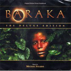 BARAKA - MICHAEL STEARNS (1 CD) - DELUXE EDITION - WYDANIE AMERYKAŃSKIE