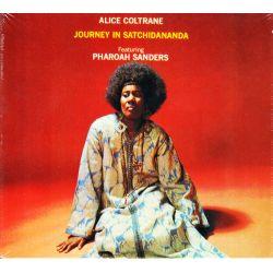 COLTRANE, ALICE FEATURING PHAROAH SANDERS - JOURNEY IN SATCHIDANANDA (1 CD)