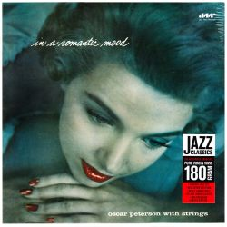 PETERSON, OSCAR - IN A ROMANTIC MOOD: OSCAR PETERSON WITH STRINGS (1 LP) - JAZZ WAX EDITION - 180 GRAM PRESSING
