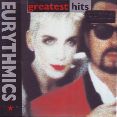 Eurythmics Greatest Hits 2 Lp Mov Edition 180 Gram
