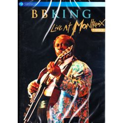KING B.B. - LIVE AT MONTREUX 1993 (1 DVD)