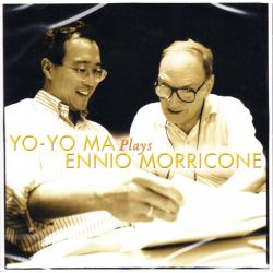 MA, YO-YO - YO-YO MA PLAYS ENNIO MORRICONE (1 CD)