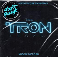 TRON: LEGACY [TRON: DZIEDZICTWO] - DAFT PUNK (1 CD)