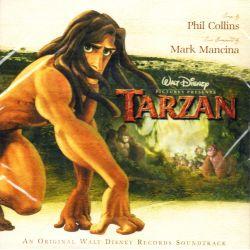 TARZAN - PHIL COLLINS & MARK MANCINA (1 CD) - WYDANIE AMERYKAŃSKIE