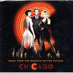CHICAGO - SOUNDTRACK (1 CD) - WYDANIE AMERYKAŃSKIE