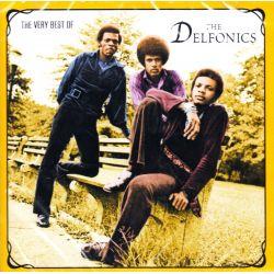 DELFONICS, THE - THE VERY BEST OF THE DELFONICS (1 CD) - WYDANIE AMERYKAŃSKIE