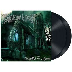 CRADLE OF FILTH - MIDNIGHT IN THE LABYRINTH (2 LP)