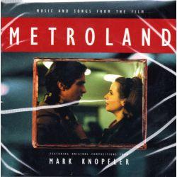 METROLAND - MARK KNOPFLER / FRANCOISE HARDY / DJANGO REINHARDT / DIRE STRAITS (1 HDCD) - WYDANIE AMERYKAŃSKIE