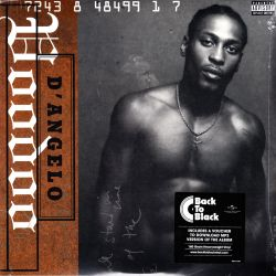 D'ANGELO - VOODOO (2 LP) - BACK TO BLACK EDITION - 180 GRAM PRESSING