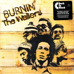MARLEY, BOB & THE WAILERS - BURNIN\' (1LP+MP3 DOWNLOAD) - 180 GRAM PRESSING
