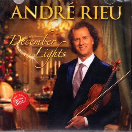 ANDRÉ RIEU - DECEMBER LIGHTS (1 CD)