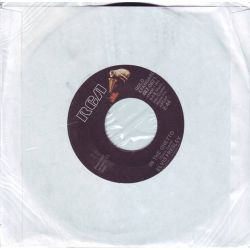 "PRESLEY, ELVIS - IN THE GHETTO (7"" SINGLE)"