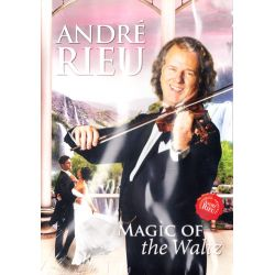 RIEU, ANDRÉ - MAGIC OF THE WALTZ (1 DVD)