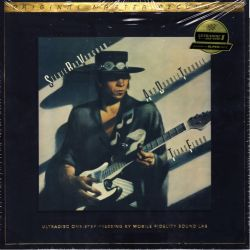 VAUGHAN, STEVIE RAY - TEXAS FLOOD (2 LP) - MFSL LIMITED NUMBERED 45 RPM EDITION - 180 GRAM PRESSING - WYDANIE AMERYKAŃSKIE