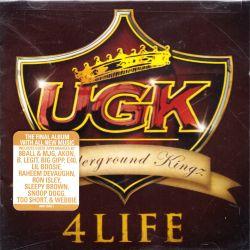 UGK - UGK 4 LIFE (1 CD) - WYDANIE AMERYKAŃSKIE