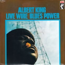 ALBERT, KING - LIVE WIRE/BLUES POWER (1LP)