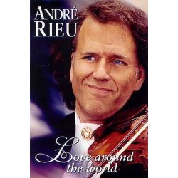 RIEU, ANDRE - LOVE AROUND THE WORLD (1DVD)