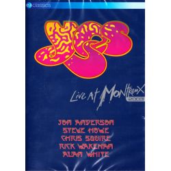 YES - LIVE AT MONTREUX 2003 (1 DVD)
