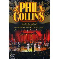 COLLINS, PHIL - GOING BACK: LIVE AT ROSELAND (1DVD) - WYDANIE AMERYKAŃSKIE